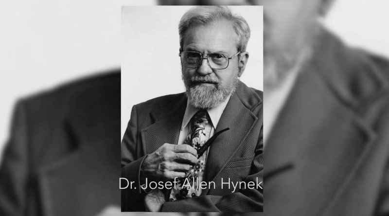 1 Dr Josef Allen Hynek