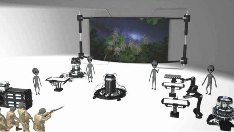 7 Greys In Lab