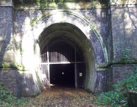 Kelmarsh Tunnel  Portal