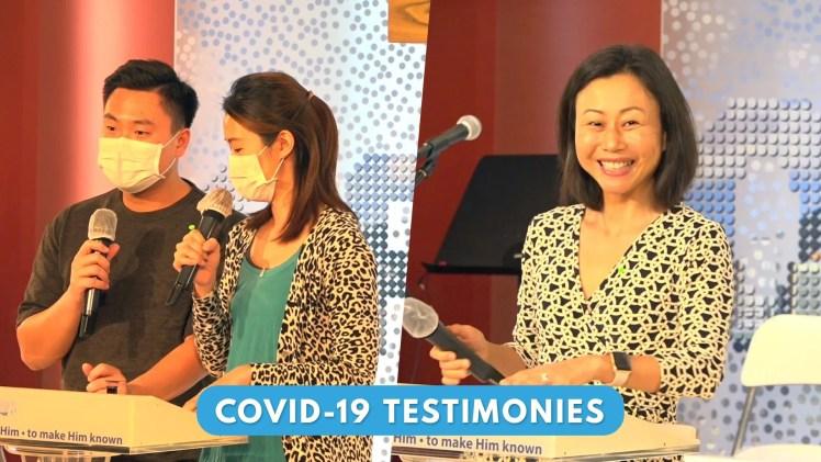 COVID-19 Testimonies