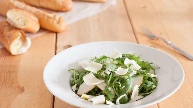 Fenchel-Rucola Salat