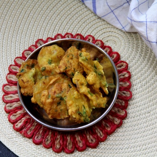Seriously Addictive Potato Chickpea Fries or Bengali Potato Fritters
