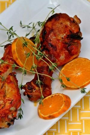 Citrus and Thyme Chicken