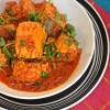 Weeknight Fish Curry