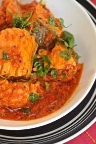Weeknight Fish Curry