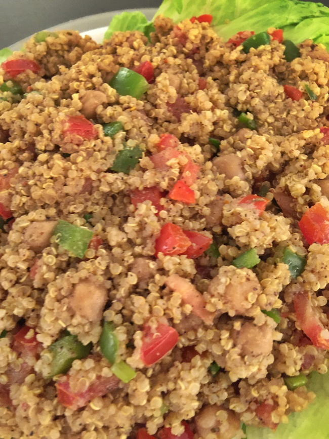 Taiims Quinoa Salad