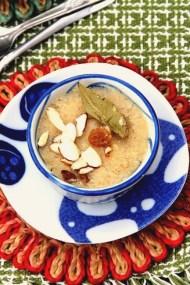 Mohon Bhog_Bengali Semolina Pudding