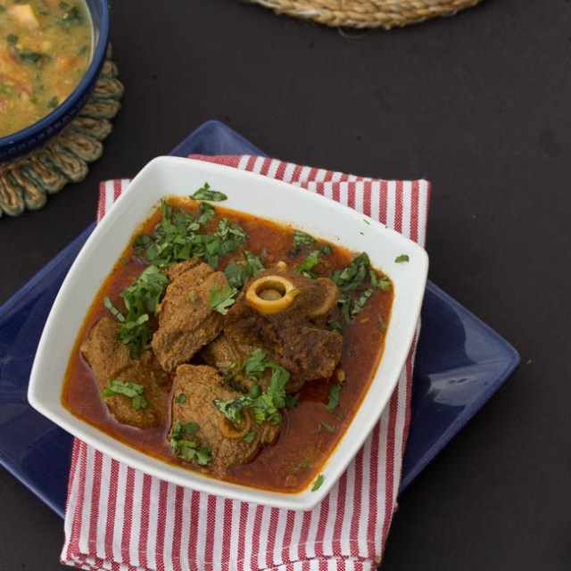 Laal Maas - Rajasthani Red Lamb Curry