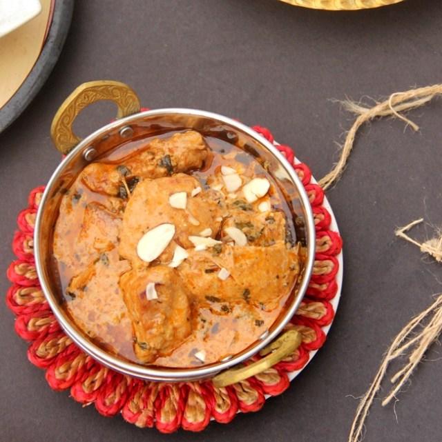 Butter Chicken - Instant Pot