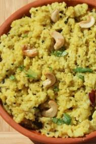 Pongal_South Indian Breakfast Porridge