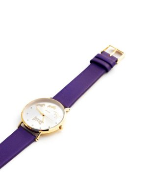 Bascule-Wrist-Watch-Ultra-Violet-Face-1