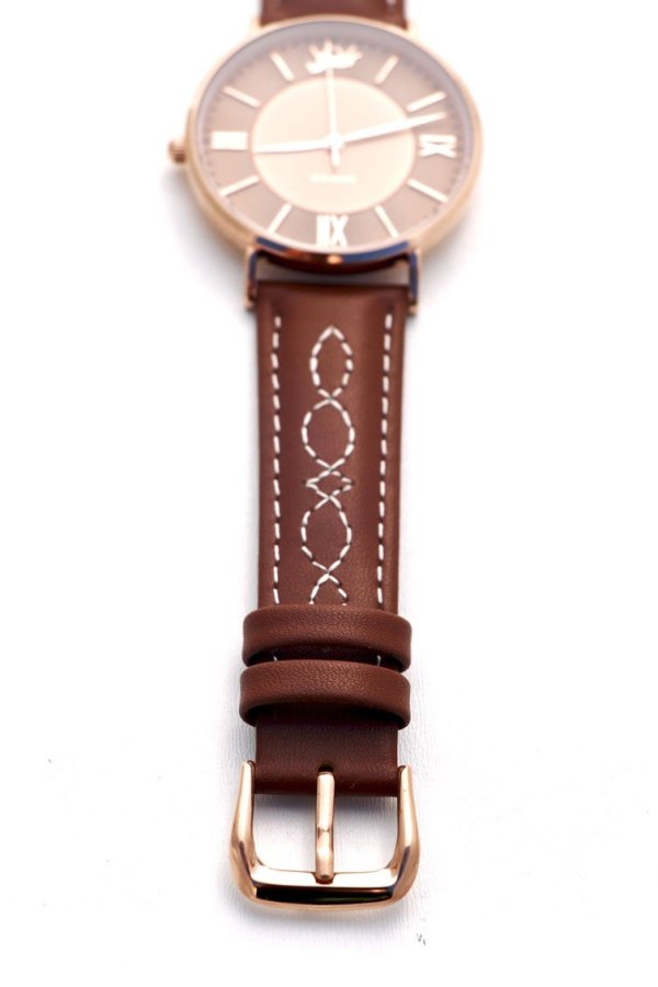 Fancy-Stitch-Wrist-Watch-Oakbark-Buckle-1