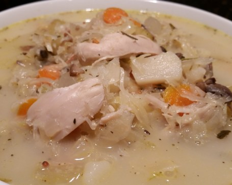 chicken-sauerkraut-soup
