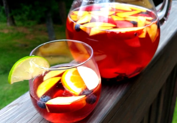 Herbal Tea Sangria