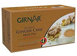Girnar Ginger instant tea