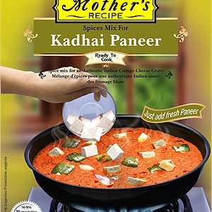 MOTHERS KADHAI PANEER