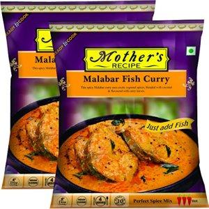 MOTHERS MALABAR FISH CURRY