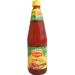 MAGGI HOT & SWEET TOMATO CHILLI SAUSE 1KG