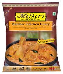 MOTHERS MALABAR CHICKEN CURRY