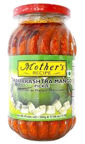 MOTHERS MAHARASHTRA MANGO PICKLE 500G
