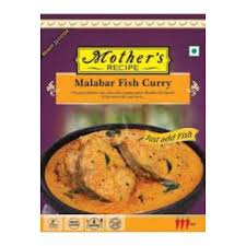 Mother's RTC Malabar Fish Curry