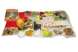 Puja Greh Ganesh ji Pooja Samagri kit