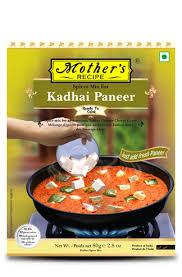 Mother's RTC Kadhai Paneer