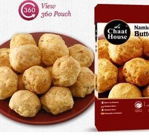 Chaat House Namkeen Butter