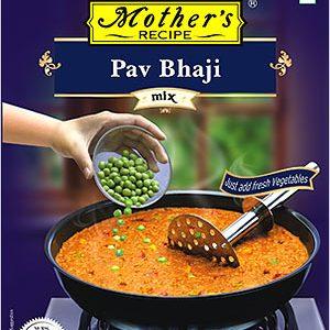 Mother's RTC Pav Bhaji