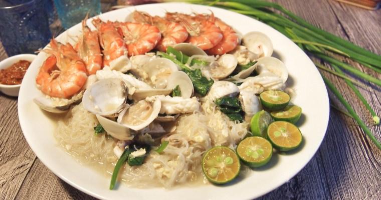 White Restaurant Inspired: Sembawang White Beehoon 三巴旺白米粉