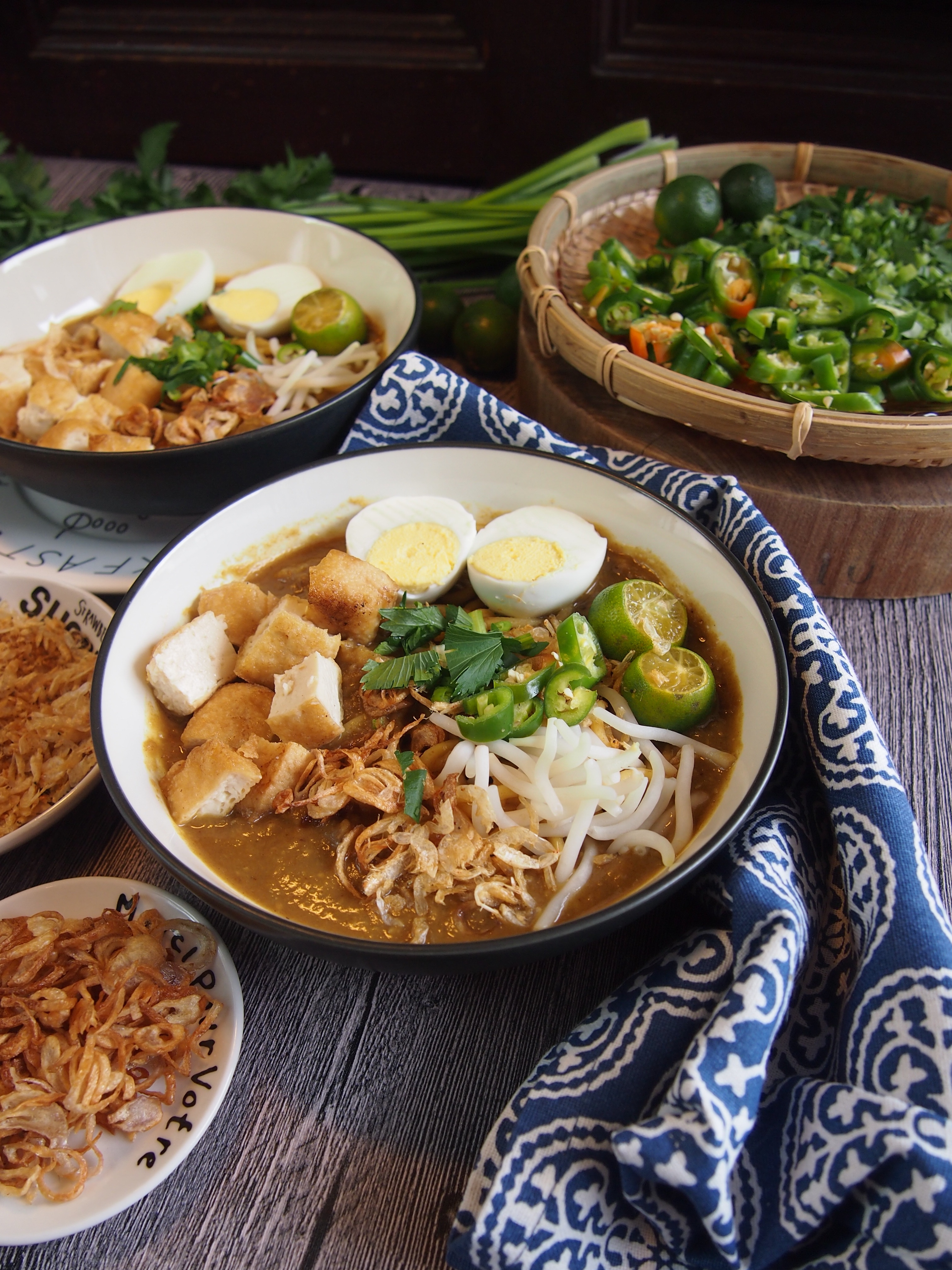 How to cook Mee Rebus 马来卤面 SUPER YUMMY!