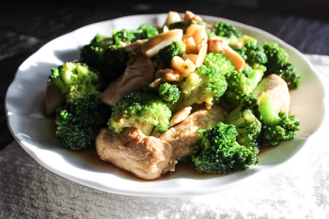 Chicken and Broccoli final