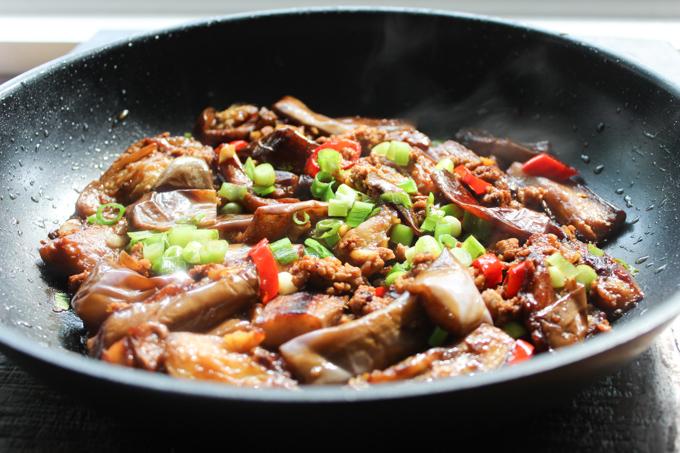 Eggplant Stir-fry-4