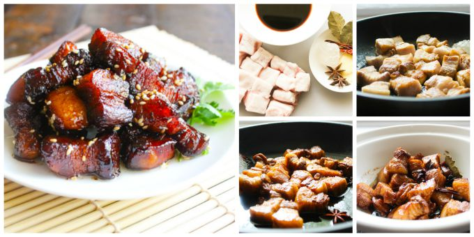 How to make Braised Pork Belly