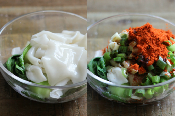 how to make Chili oil noodles