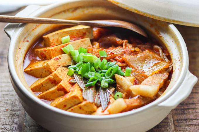 Pork Belly Kimchi Stew-7