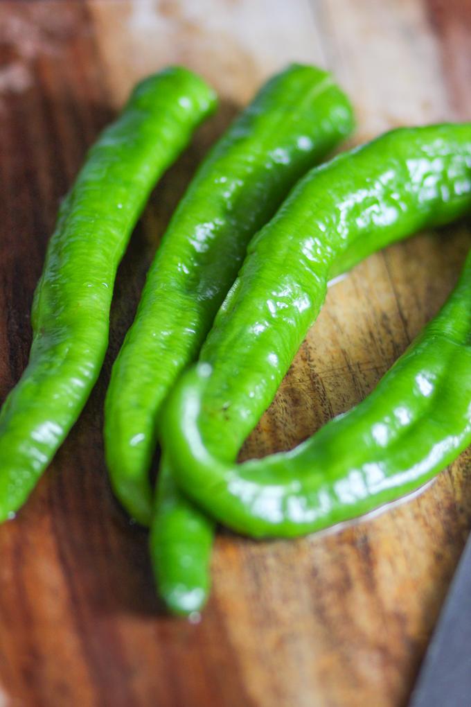 Chili Recipe With Green Pepper