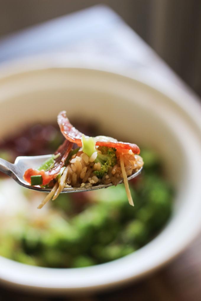 Cantonese Casserole Rice-18