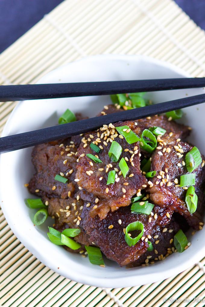 Korean BBQ Short Ribs Image