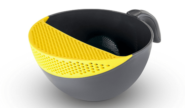 10 Gifts Under $25 for People Who Love to Cook - Soak and Strain Washing Bowl