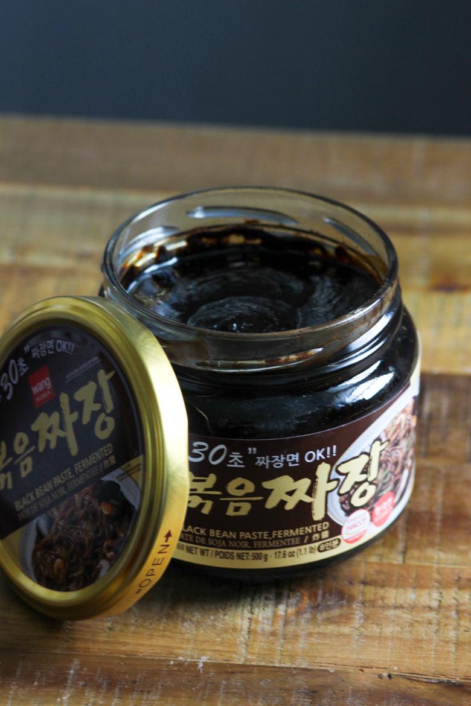 Korean Black Bean Sauce