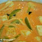 Thai Tofu Penang Curry