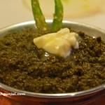 Sarson da Saag (Mustard Greens)