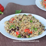 Black Bean & Red Pepper Quinoa