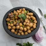 Chana Chaat-Diabetes Friendly Thursday