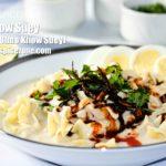 Khow Suey | Burmese Ohno Khow Suey