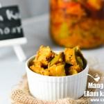 Mango Pickle | Aam Ka Achaar
