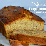 Easy Banana Bread | How to make Banana Bread