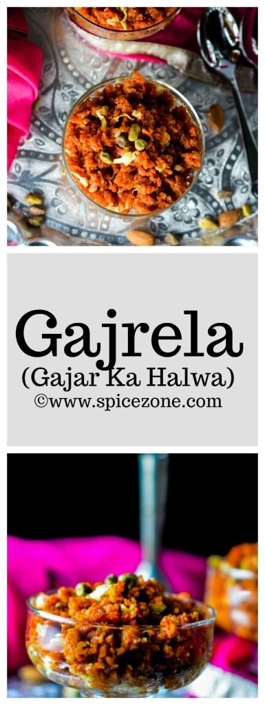 Gajrela (Carrot Pudding)