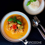 Chicken Panang Curry | An easy Thai dish